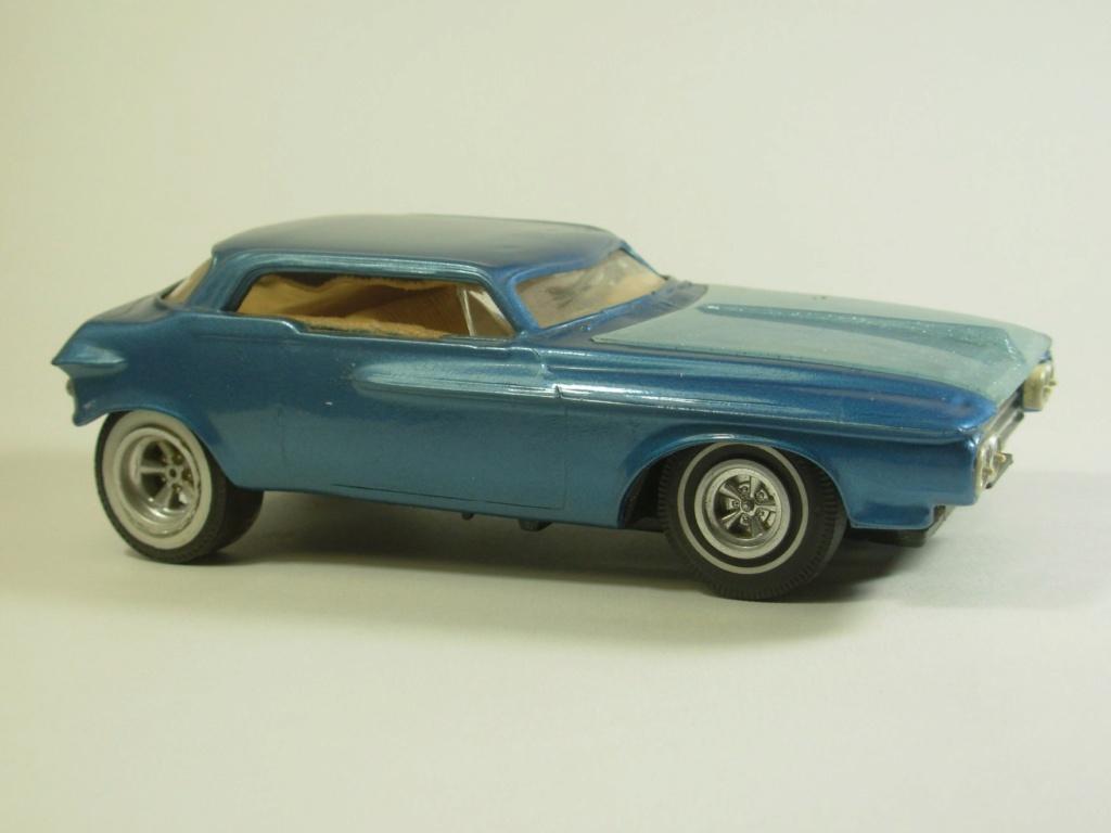 Vintage built automobile model kit survivor - Hot rod et Custom car maquettes montées anciennes - Page 12 54515410