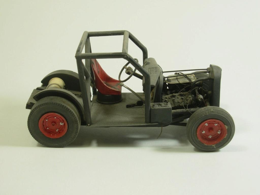 Vintage built automobile model kit survivor - Hot rod et Custom car maquettes montées anciennes - Page 12 54520410