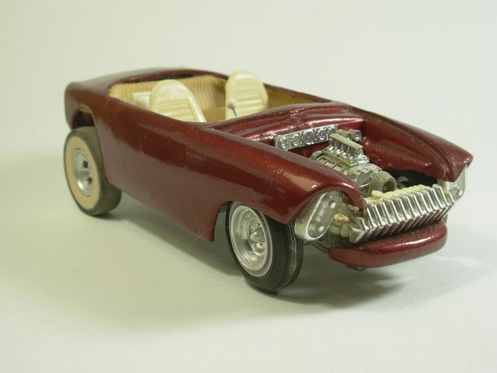 Vintage built automobile model kit survivor - Hot rod et Custom car maquettes montées anciennes - Page 12 54521410