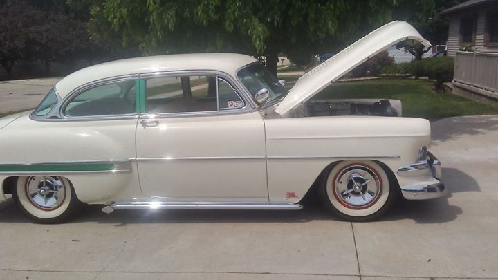 Chevy 1953 - 1954 custom & mild custom galerie - Page 15 54521910