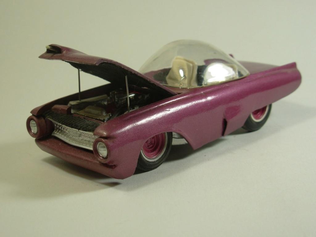 Vintage built automobile model kit survivor - Hot rod et Custom car maquettes montées anciennes - Page 12 54730010