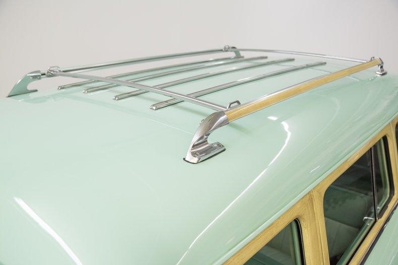 1954 Mercury Monterey Station Wagon Automatic 54la2914