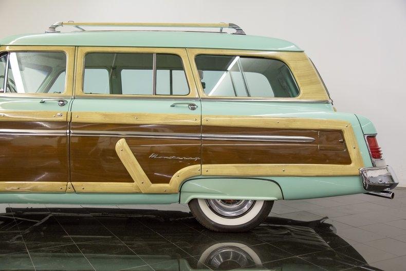 1954 Mercury Monterey Station Wagon Automatic 54la2918