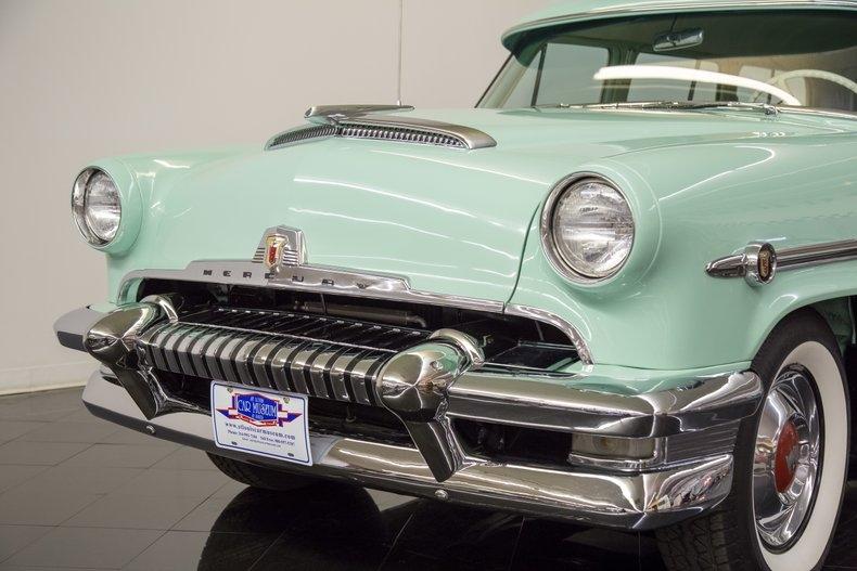 1954 Mercury Monterey Station Wagon Automatic 54la2919