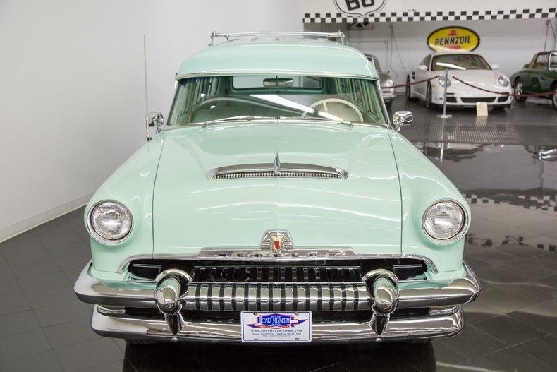 1954 Mercury Monterey Station Wagon Automatic 54la2920