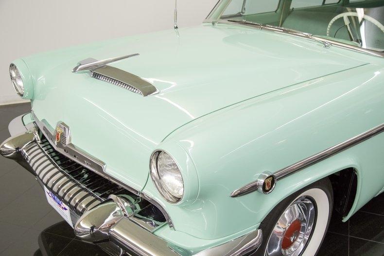 1954 Mercury Monterey Station Wagon Automatic 54la2925