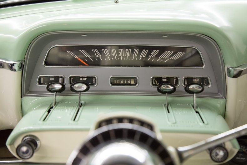 1954 Mercury Monterey Station Wagon Automatic 54la2928