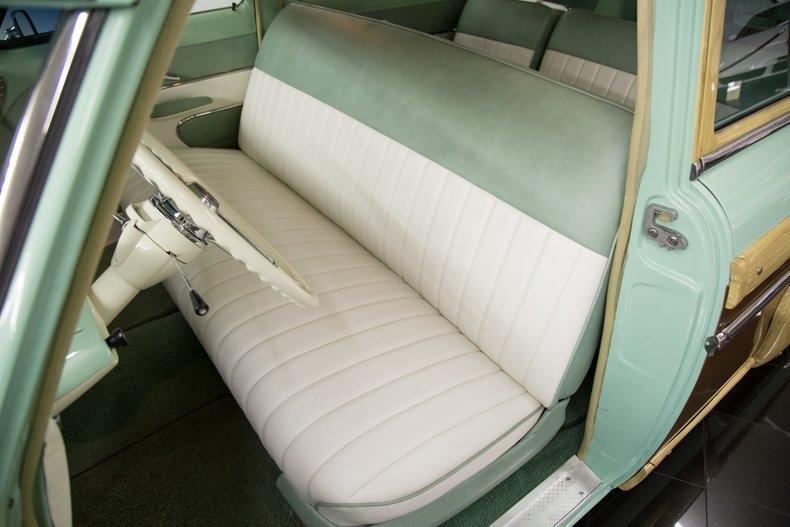 1954 Mercury Monterey Station Wagon Automatic 54la2929
