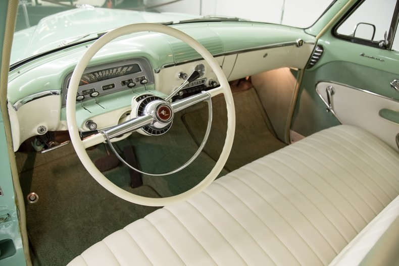 1954 Mercury Monterey Station Wagon Automatic 54la2930