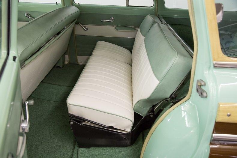 1954 Mercury Monterey Station Wagon Automatic 54la2932
