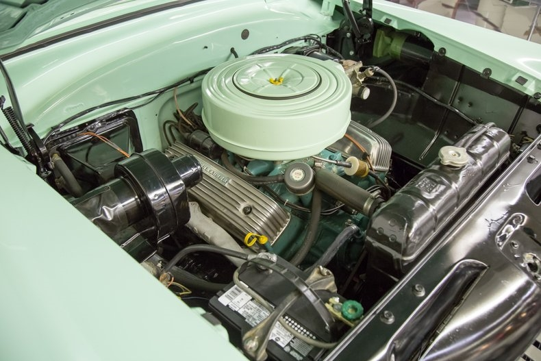 1954 Mercury Monterey Station Wagon Automatic 54la2934