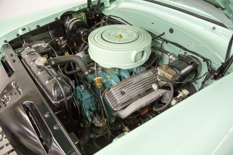 1954 Mercury Monterey Station Wagon Automatic 54la2935