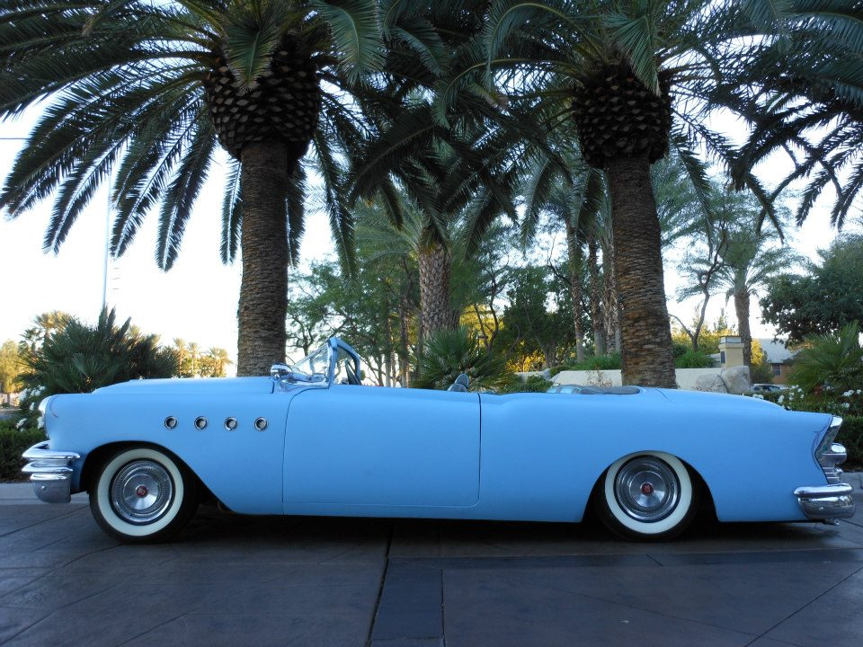 1955 Buick Convertible - Road Bastard - Nicky Bratz 55138510
