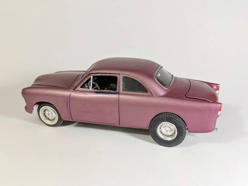 Vintage built automobile model kit survivor - Hot rod et Custom car maquettes montées anciennes - Page 12 55508110