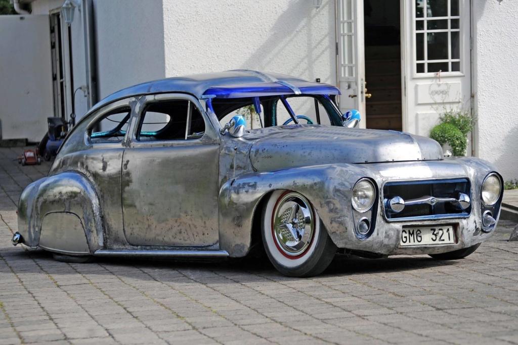 Volvo & Saab custom & mild custom 55646510