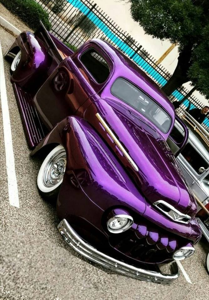 Ford¨Pick up 1948 - 1951 custom & mild custom - Page 2 55736510