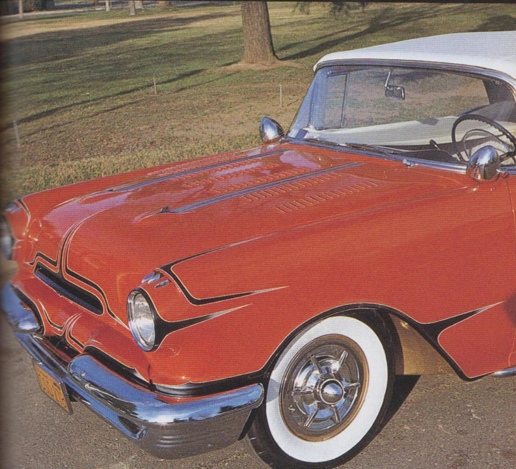 1955 Pontiac Star Chief Convertible - Tin Indian -  Dave Bennion - Joe Bailon 55_pon10