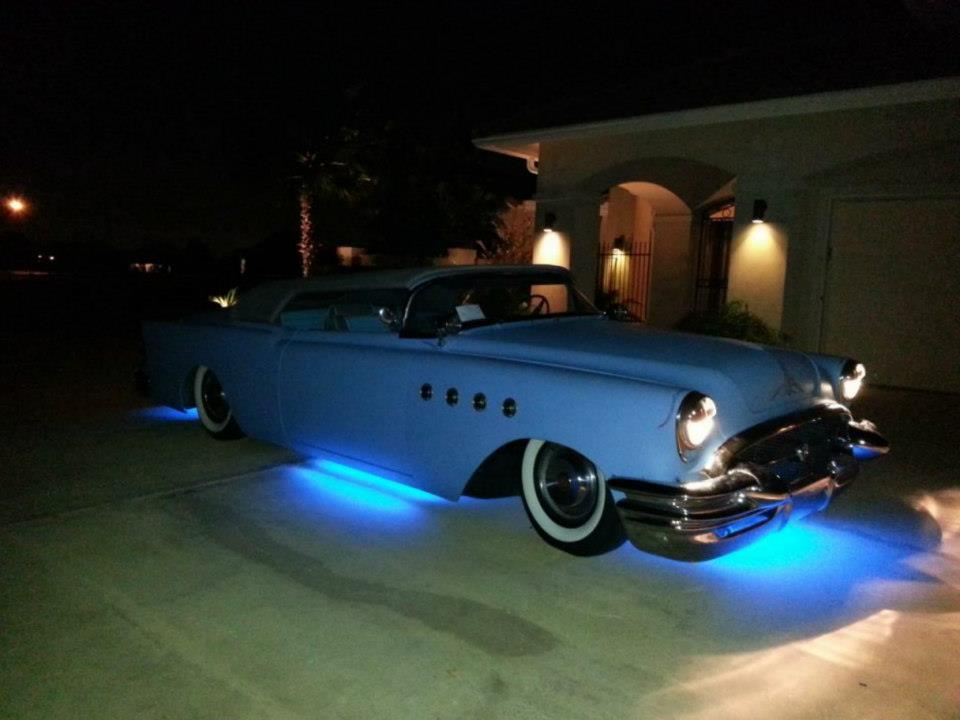 1955 Buick Convertible - Road Bastard - Nicky Bratz 56001910