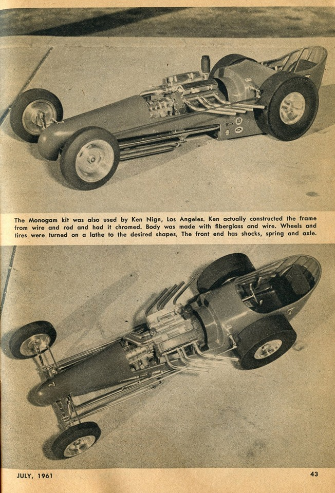 Vintage built automobile model kit survivor - Hot rod et Custom car maquettes montées anciennes - Page 12 56119810