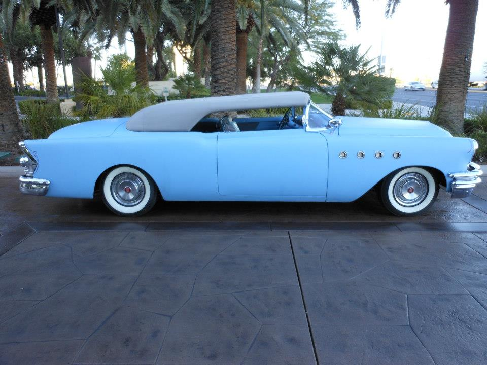 1955 Buick Convertible - Road Bastard - Nicky Bratz 56348710