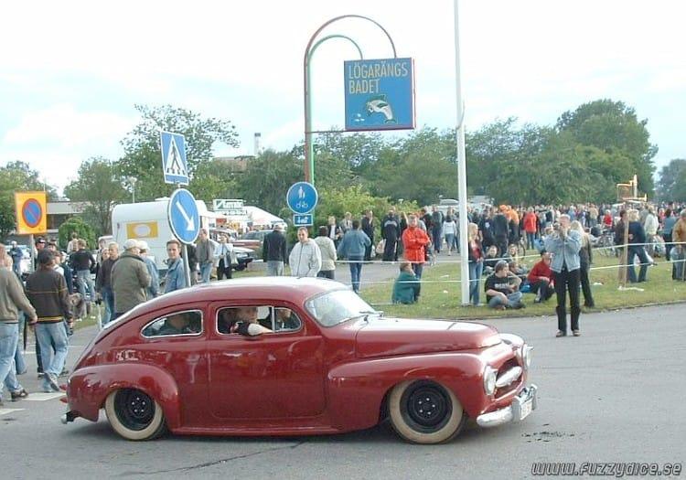 Volvo & Saab custom & mild custom 56372110
