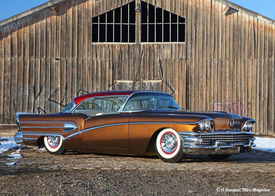 Buick 1958 custom & mild custom 56451910