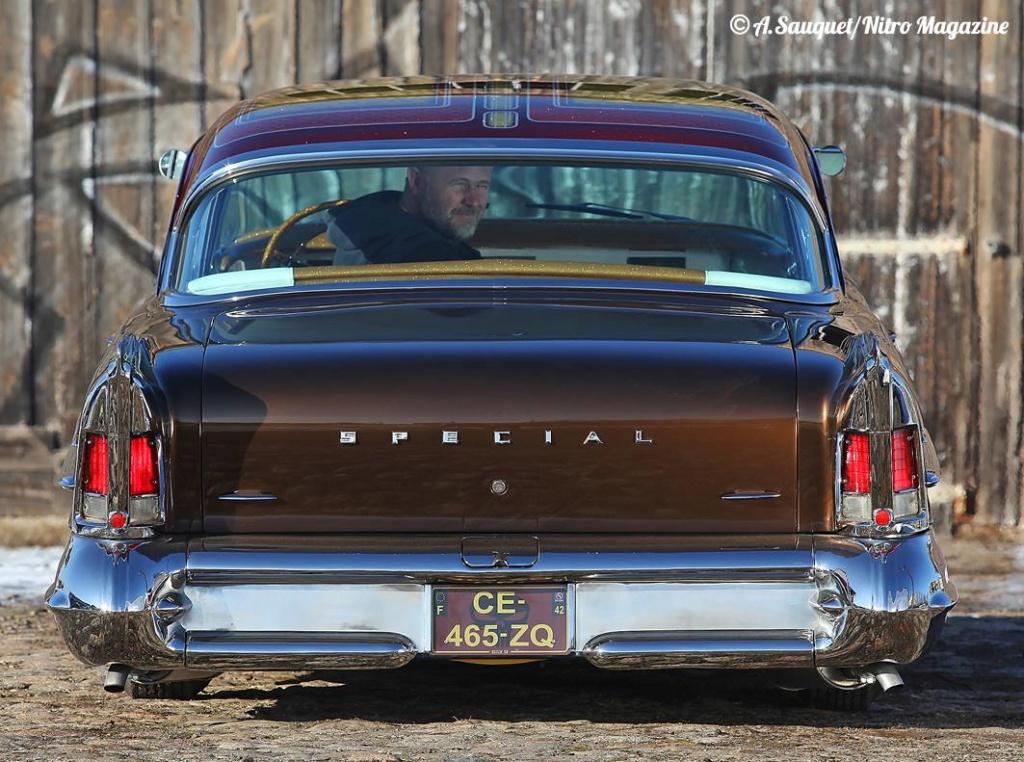 Buick 1958 custom & mild custom 56629310
