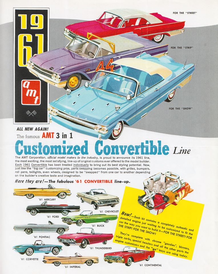 Vintage model kit ad - publicité - Page 3 56631910