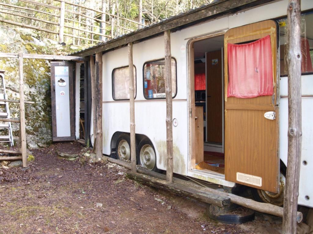 Camping-car 6 roues sur base Citroën ID 56770510