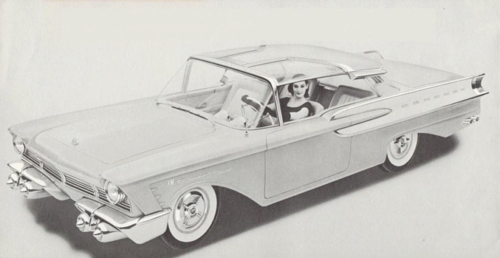 1956 Mercury XM Turnpike Cruiser  56xm-c10