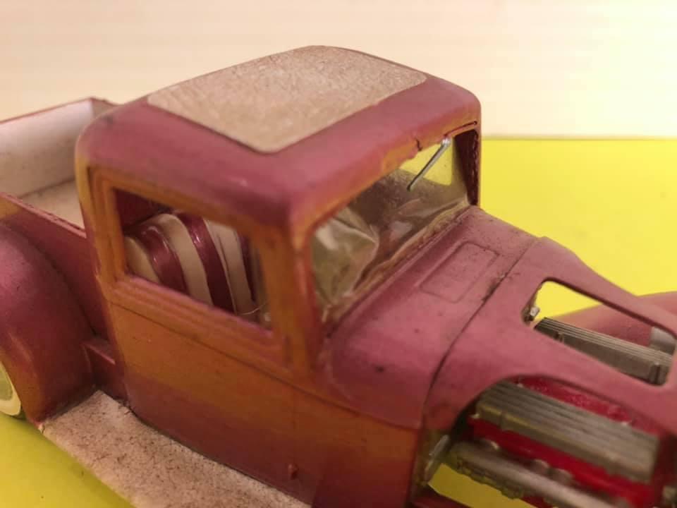 Vintage built automobile model kit survivor - Hot rod et Custom car maquettes montées anciennes - Page 12 57090111