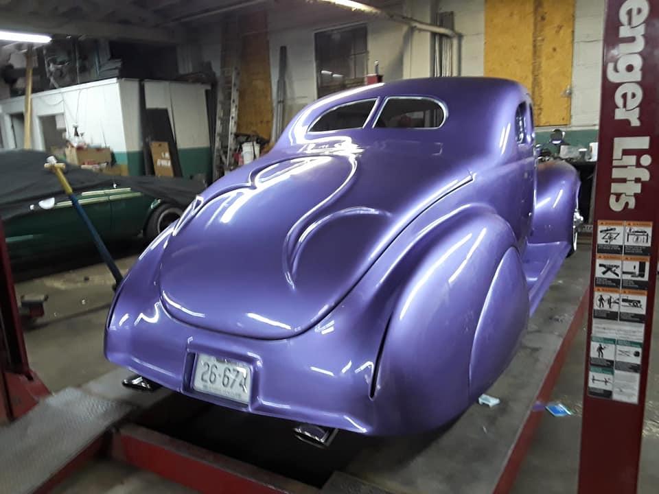 Ford & Mercury 1939 - 40 custom & mild custom - Page 9 57154510