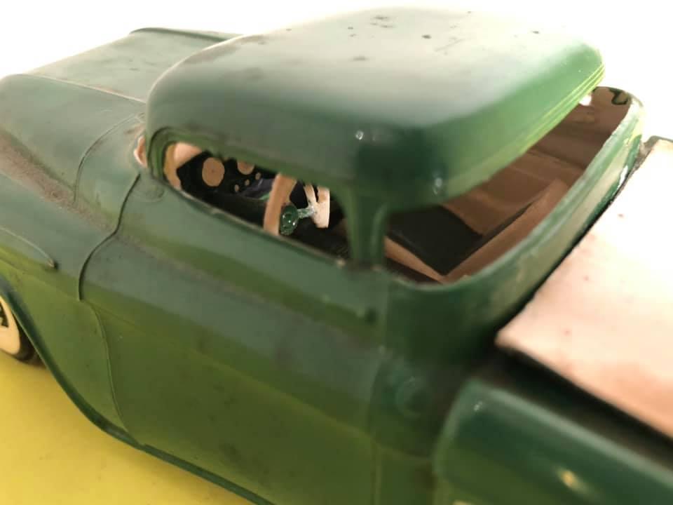 Vintage built automobile model kit survivor - Hot rod et Custom car maquettes montées anciennes - Page 12 57154711