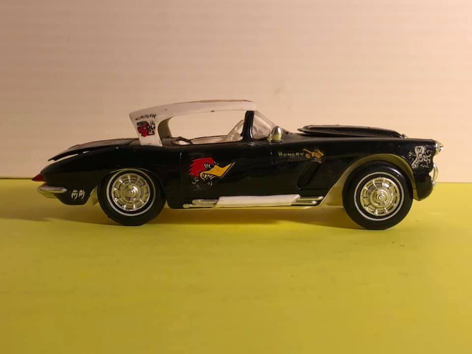 Vintage built automobile model kit survivor - Hot rod et Custom car maquettes montées anciennes - Page 12 57166010