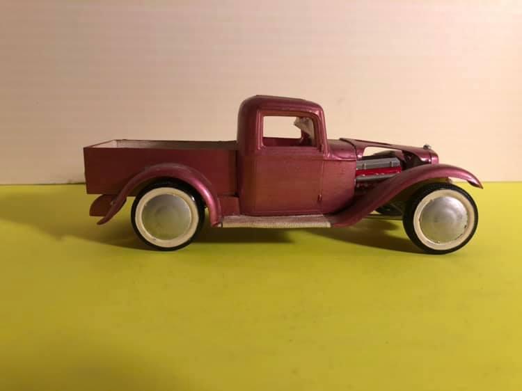 Vintage built automobile model kit survivor - Hot rod et Custom car maquettes montées anciennes - Page 12 57176910