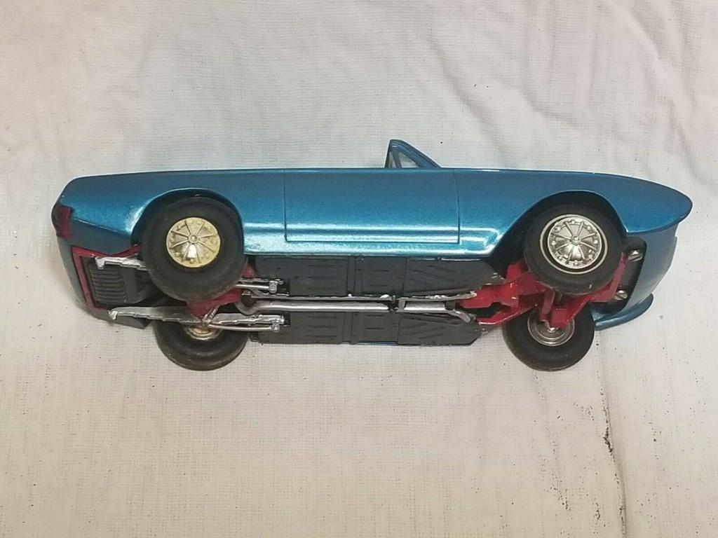 Vintage built automobile model kit survivor - Hot rod et Custom car maquettes montées anciennes - Page 12 57233910