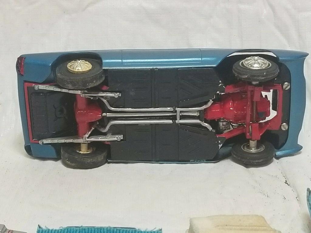 Vintage built automobile model kit survivor - Hot rod et Custom car maquettes montées anciennes - Page 12 57239010