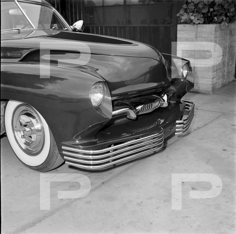 1950 Mercury - Blue Mirage - Sonny Morris built by Joe Bailon 57268210