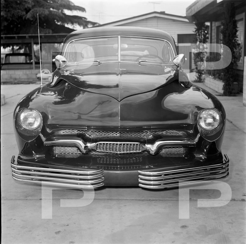 1950 Mercury - Blue Mirage - Sonny Morris built by Joe Bailon 57268410