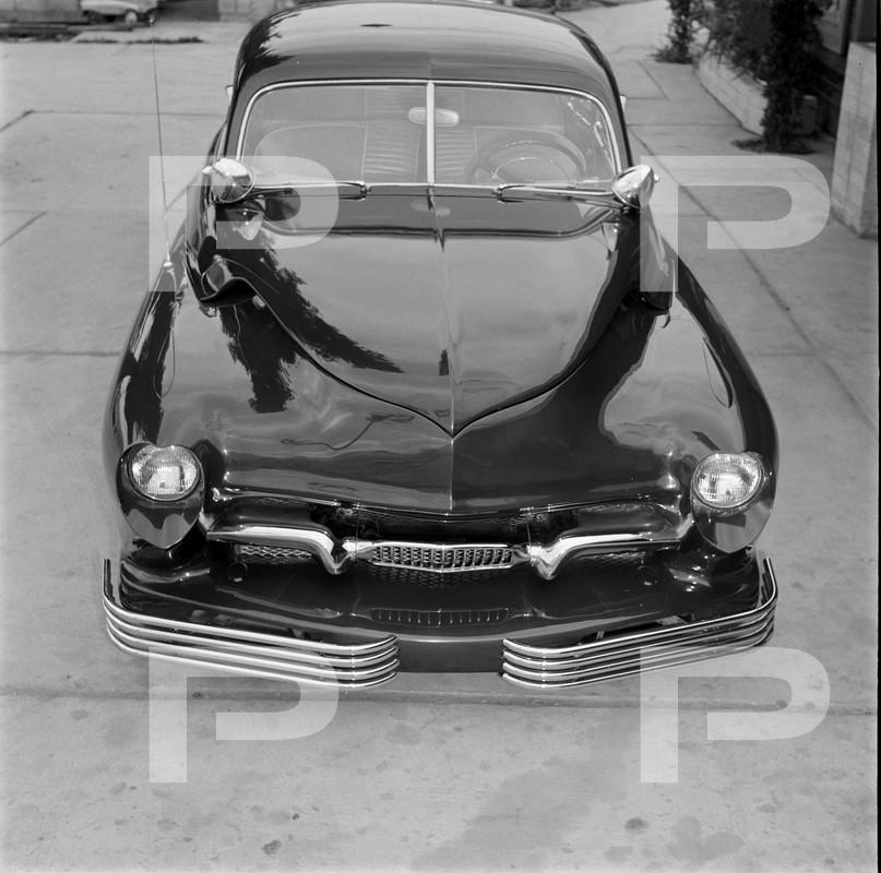 1950 Mercury - Blue Mirage - Sonny Morris built by Joe Bailon 57268610