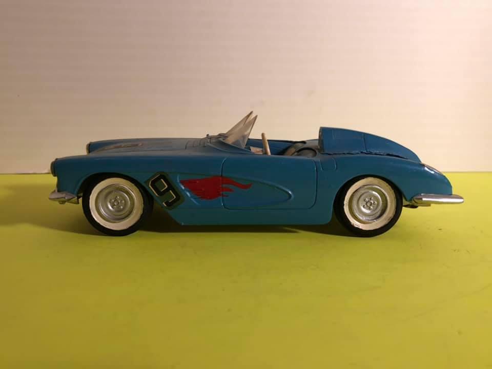 Vintage built automobile model kit survivor - Hot rod et Custom car maquettes montées anciennes - Page 12 57272110