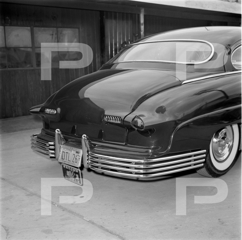 1950 Mercury - Blue Mirage - Sonny Morris built by Joe Bailon 57273510
