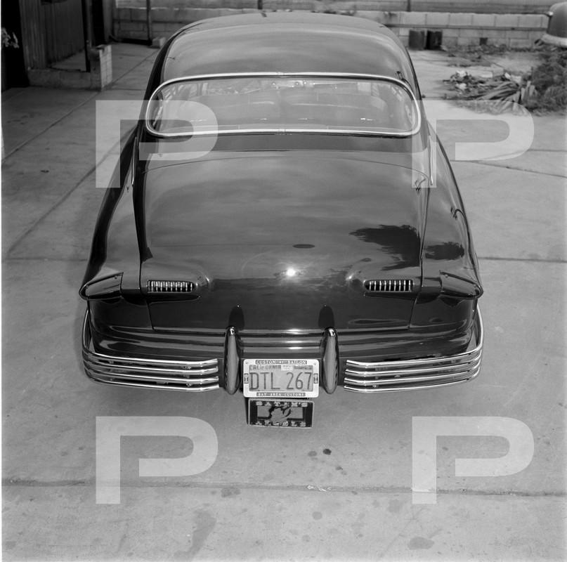 1950 Mercury - Blue Mirage - Sonny Morris built by Joe Bailon 57273710