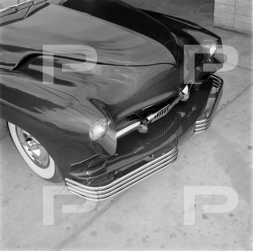 1950 Mercury - Blue Mirage - Sonny Morris built by Joe Bailon 57298710