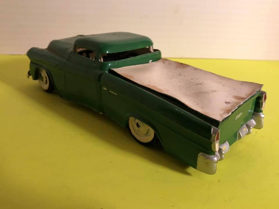 Vintage built automobile model kit survivor - Hot rod et Custom car maquettes montées anciennes - Page 12 57299411