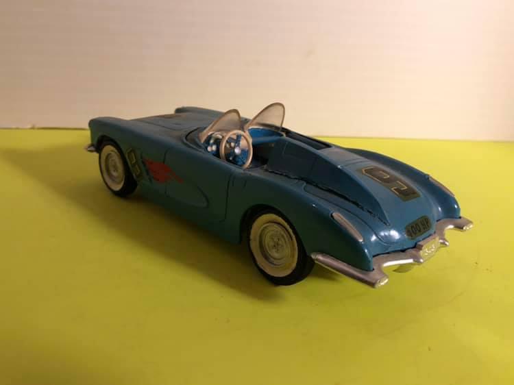 Vintage built automobile model kit survivor - Hot rod et Custom car maquettes montées anciennes - Page 12 57430310
