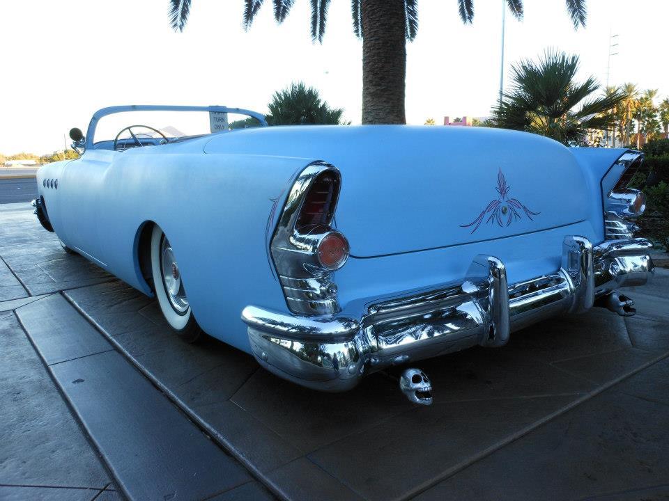 1955 Buick Convertible - Road Bastard - Nicky Bratz 57449510