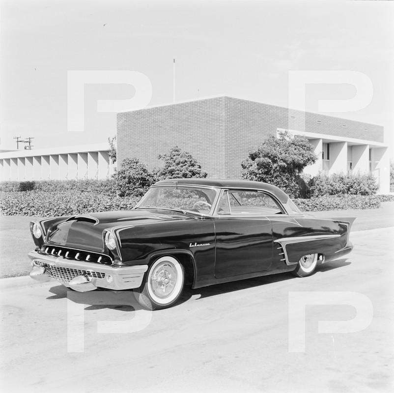 1952 Mercury - Ed Russell - Joe Bailon 57825210