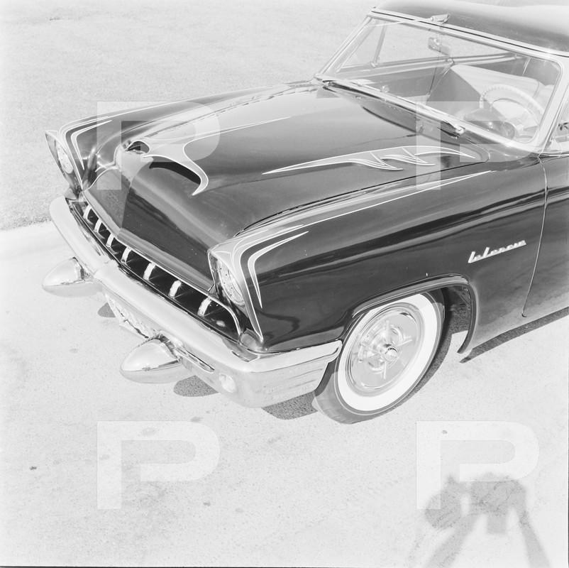1952 Mercury - Ed Russell - Joe Bailon 57825310