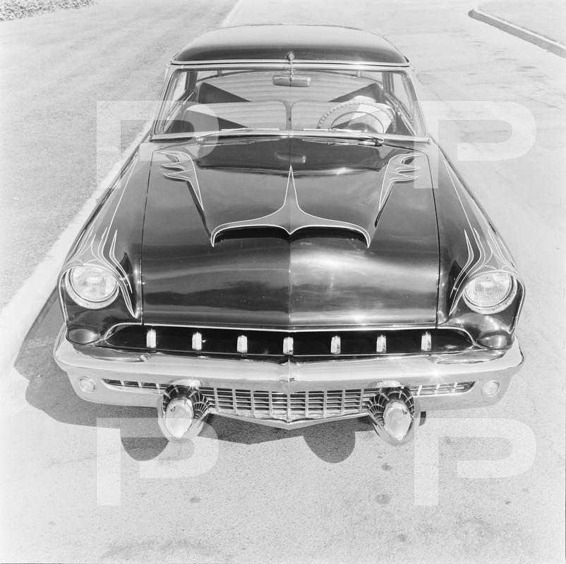 1952 Mercury - Ed Russell - Joe Bailon 57825810